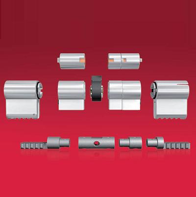 DOM modulaire veiligheidscilinders