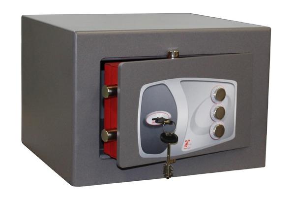 TECHNOMAX DP met sleutel en 3 punt mechanische code - kluizen- brandkasten