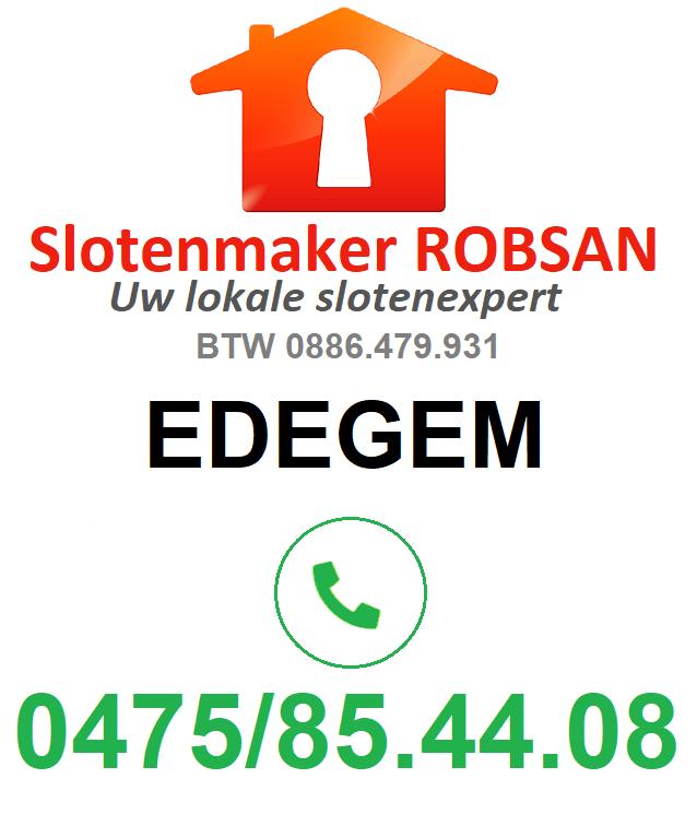 Slotenmaker Edegem